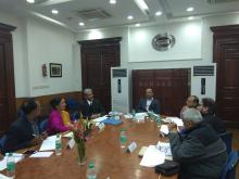 Second meeting of Grants Committee was held in National Archives of India, New Delhi on 04 January 2019